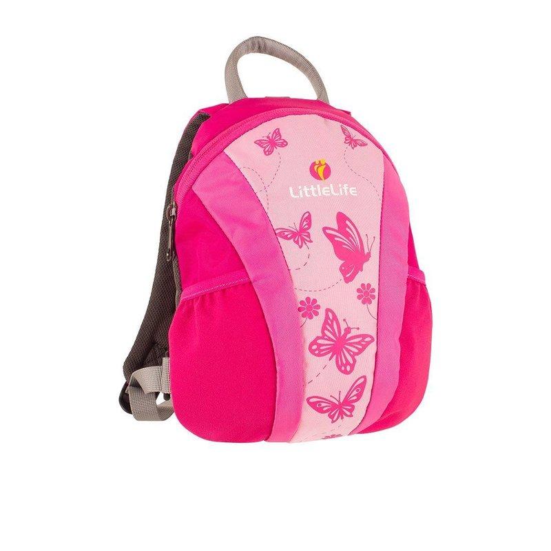 LittleLife Rucsac cu ham Runabout – Pink din categoria Ghiozdane si trolere de la LittleLife