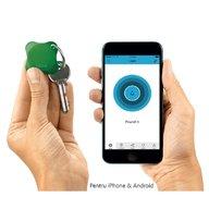 Lapa - Localizator Bluetooth, dispozitiv anti-pierdere si localizare rapida+Cadou Set 2 semnalizatoare luminoase Proviz, Green
