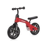 Lorelli - Bicicleta de tranzitie pentru copii, Spider, fara pedale, roti mari, Red