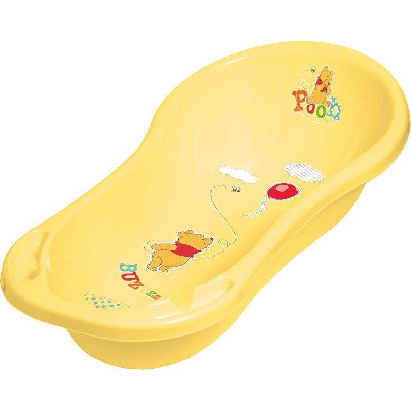 Lorelli Cada de baie cu personaje Disney 100 cm Winnie the Pooh Yellow