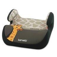 Lorelli - Inaltator auto Topo Comfort, 15-36 Kg, Bej/Negru