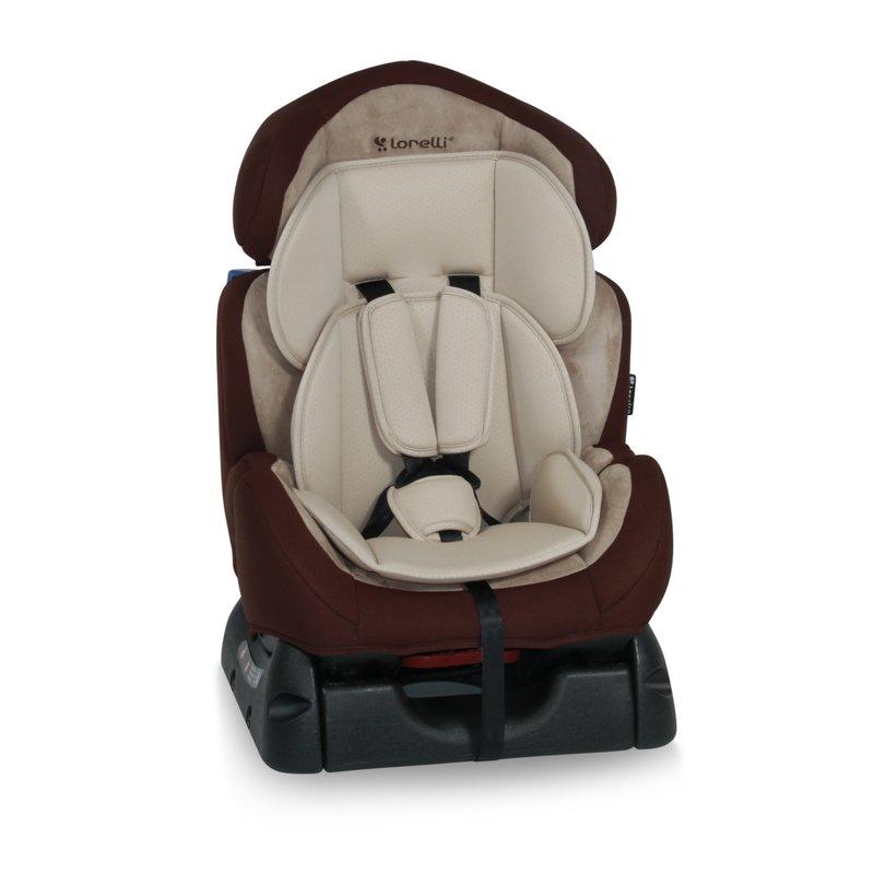 Lorelli Scaun auto 0-25 Kg Safeguard Premium Beige din categoria Scaune auto copii de la Lorelli