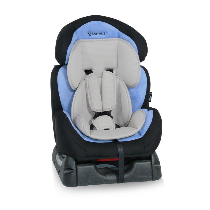 Lorelli Scaun auto 0-25 Kg Safeguard Premium Blue&Grey