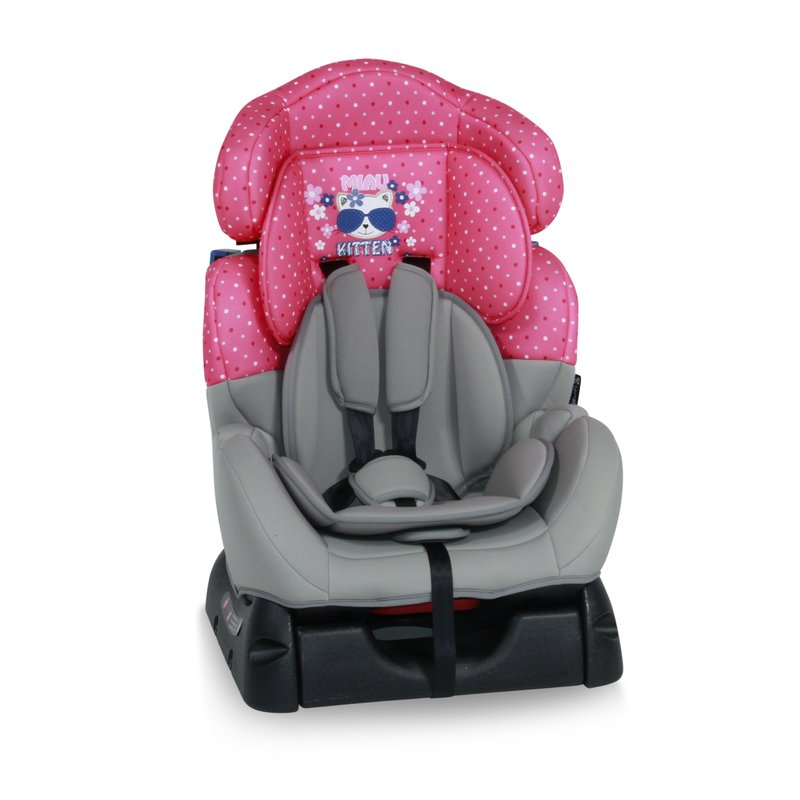 Lorelli Scaun auto 0-25 Kg Safeguard Premium Pink Kitty din categoria Scaune auto copii de la Lorelli