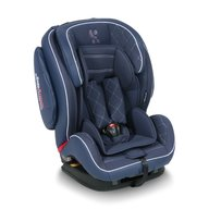 Lorelli - Scaun auto Mars Spatar reglabil, Pozitie de somn, Protectie laterala, 9-36 Kg, cu Isofix, Albastru