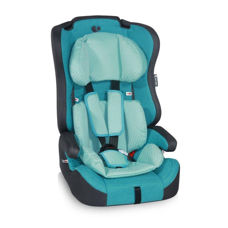 Lorelli scaun auto 9-36 Kg ISOFIX MURANO Grey & Green