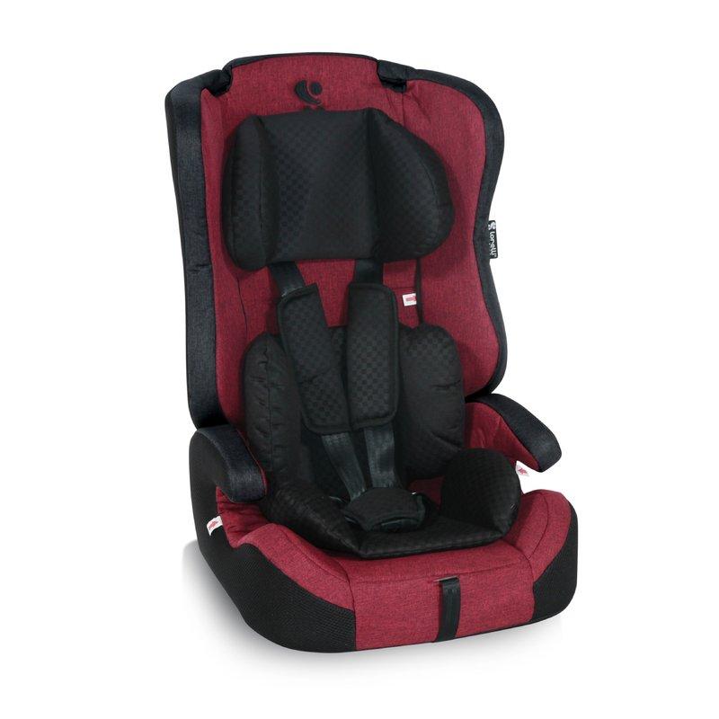 Lorelli scaun auto 9-36 Kg ISOFIX MURANO Red & Black din categoria Scaune auto copii de la Lorelli