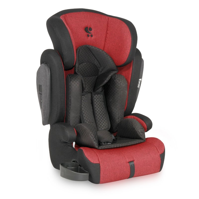 Lorelli scaun auto 9-36 Kg. OMEGA Red & Black