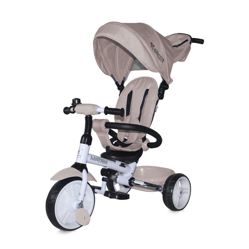 Lorelli tricicleta MATRIX Ivory
