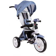 Lorelli - Tricicleta multifunctionala 4 in 1 Enduro , cu scaun rotativ , Grey Stars