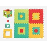 Ludi - Covoras puzzle Forme geometrice din Spuma