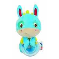Ludi - Zornaitoare multifunctionala Baby Donkey Senzoriala