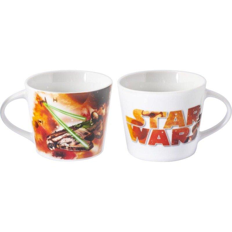 Lulabi Cana portelan Star Wars 420ml Lulabi 8339865 din categoria Canute boluri si tacamuri de la Lulabi