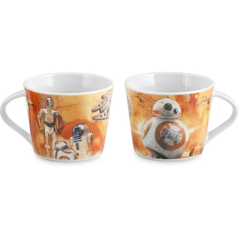 Lulabi Cana portelan Star Wars 7 420ml Lulabi 8339965 din categoria Canute boluri si tacamuri de la Lulabi