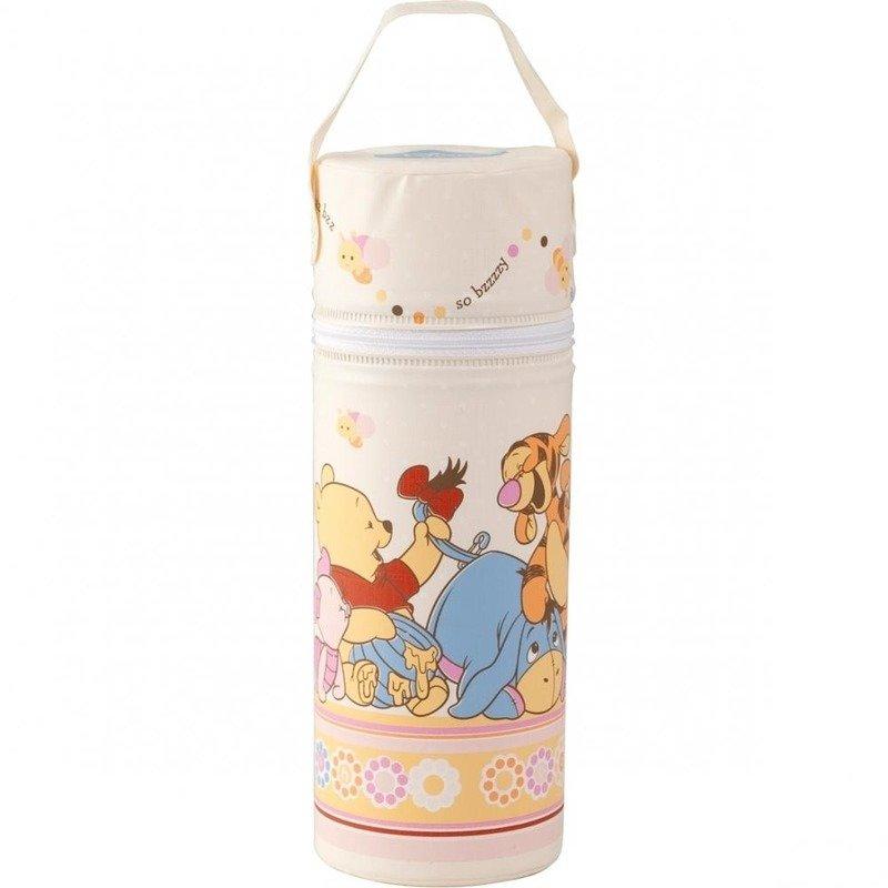 Lulabi Suport termoizolant pentru 1 biberon Winnie the Pooh Lulabi 7825001