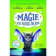 Corint - Carte cu povesti Magie cu susul in jos, Sarah Mlynowki