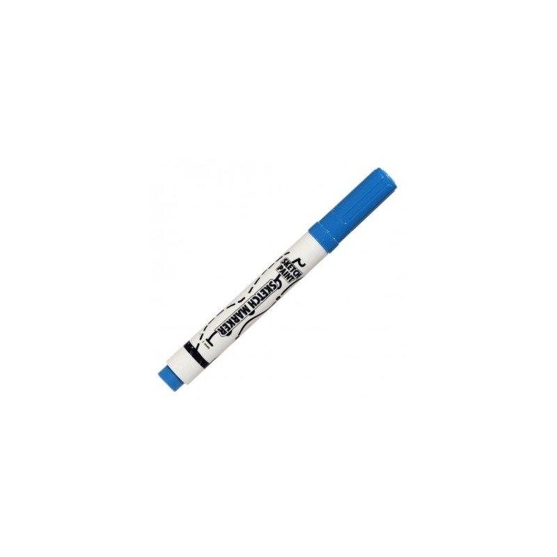 MagPaint Marker whiteboard albastru