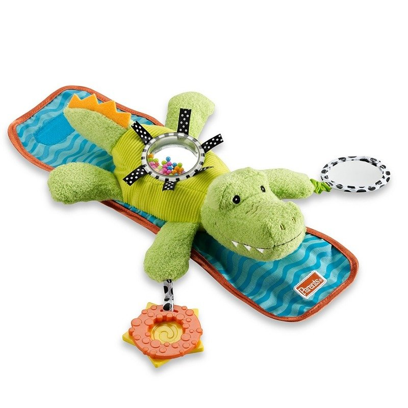 Manhattan Toy Crocodil de agatat