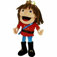 Fiesta Crafts - Marioneta de mana Print