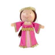 Fiesta - Marioneta deget Printesa Maria pentru teatru papusi  finger-puppet  3 ani+