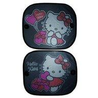 Markas - Parasolar 2 bucati , Cu ventuze Hello Kitty