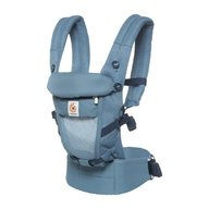 Ergobaby - Marsupiu Adapt Cool Air Mesh Oxford Blue