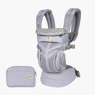 Ergobaby - Marsupiu ergonomic Omni 360 Cool Air Mesh Dewy Taupe, 4