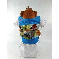 KidsDecor - Marsupiu Dino Land Pentru jucarii
