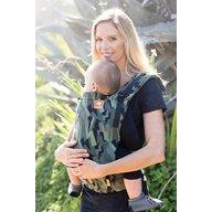 Baby Tula - Marsupiu Toddler Carrier Black Lightning