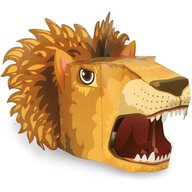 Fiesta Crafts - Masca Leu 3D