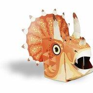 Fiesta Crafts - Costum copii Masca 3D Triceratops
