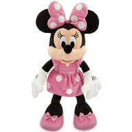 Disney - Jucarie din plus Mascota Minnie Mouse