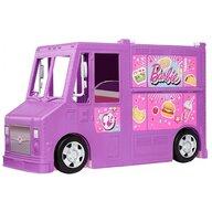 Barbie - Masina  - Rulota cu mancare Cu accesorii by Mattel