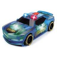 Dickie Toys - Masina de politie Lightstreak Police cu sunete si lumini