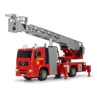 Dickie Toys - Masina de pompieri  MAN City Fire Engine