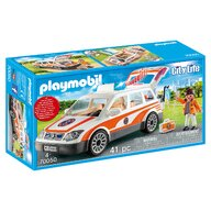 Playmobil - Masina de urgenta cu sirena