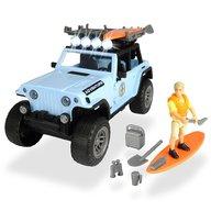 Dickie Toys - Set Masina Playlife Surfer cu figurina si accesorii