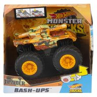 Hot Wheels - Masinuta Invader by Mattel Monster Trucks