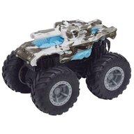 Hot Wheels - Masina Invader by Mattel Monster Trucks, Gri