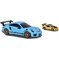 Majorette - Masina Porsche 911 GT3 RS Carry Case Cu masina Porsche 911 GT RS