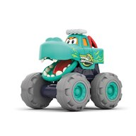 MASINUTA BEBE MONSTER TRUCK CROCODILUL