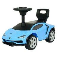 Ecotoys - Masinuta de impins Lamborghini 3726A Cu sunete, Cu lumini, Albastru