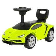 Ecotoys - Masinuta de impins Lamborghini 3726A Cu sunete, Cu lumini, Verde