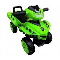 R-Sport - Masinuta de impins J5, Verde