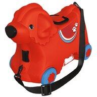 Big - Masinuta de impins tip valiza  Bobby Trolley red