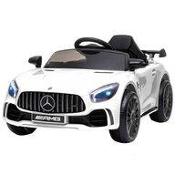 Chipolino - Masinuta electrica Mercedes Benz GTR AMG, Alb