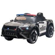 Chipolino - Masinuta electrica Police, Negru