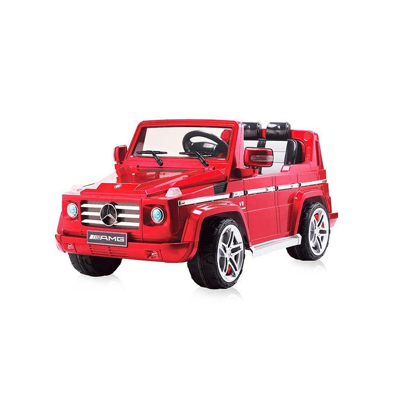 Masinuta electrica Chipolino SUV Mercedes Benz G55 red din categoria Vehicule pentru copii de la Chipolino