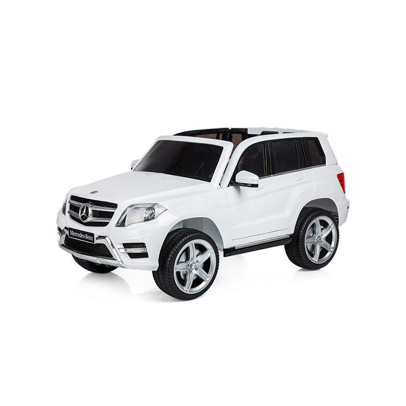 Masinuta electrica Chipolino SUV Mercedes Benz GLK350 white din categoria Vehicule pentru copii de la Chipolino