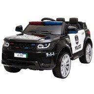 Chipolino - Masinuta electrica SUV Police, Negru